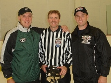 Participants & Instructors at a Summer 2008 Officiating by Stewart Camp