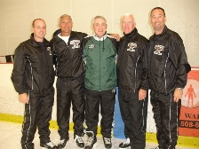 Instructors at a Summer 2008 Officiating by Stewart Camp